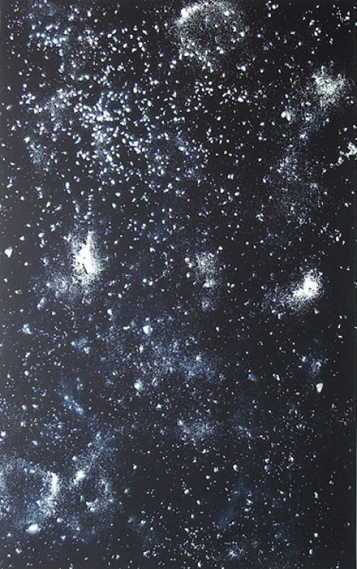 Ugo RONDINONE - Print-Multiple - Stars, sheet 3
