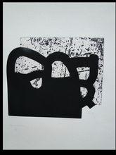 Eduardo CHILLIDA - Stampa Multiplo - Oinarri II