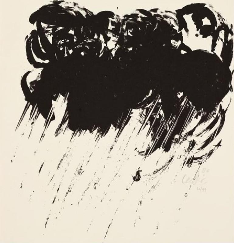 Günther UECKER - Print-Multiple - Hiob Seite 36