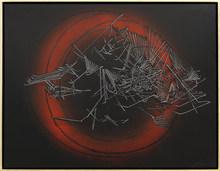 Emilio SCANAVINO (1922-1986) - Stornire