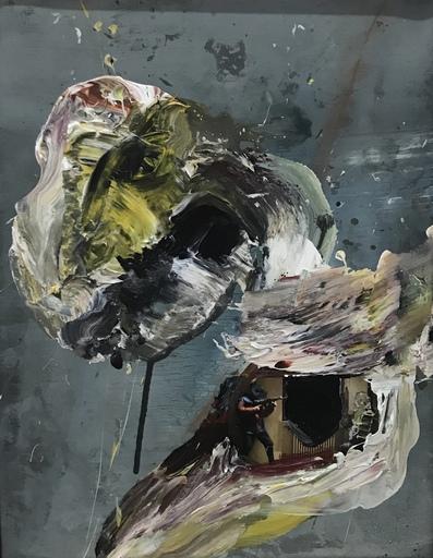 LI Yawei - Pittura - Digital Heteroideus