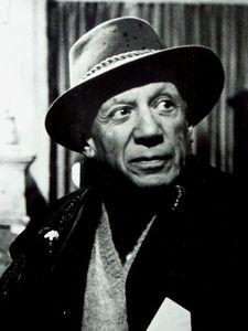 Lucien CLERGUE - Photography - Picasso à Arles
