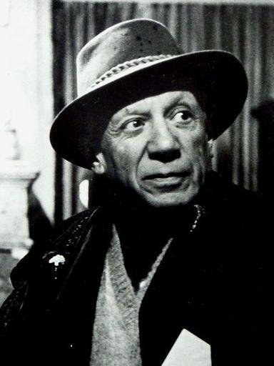 Lucien CLERGUE - Fotografia - Picasso à Arles