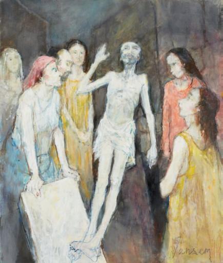 Jean JANSEM - Pittura