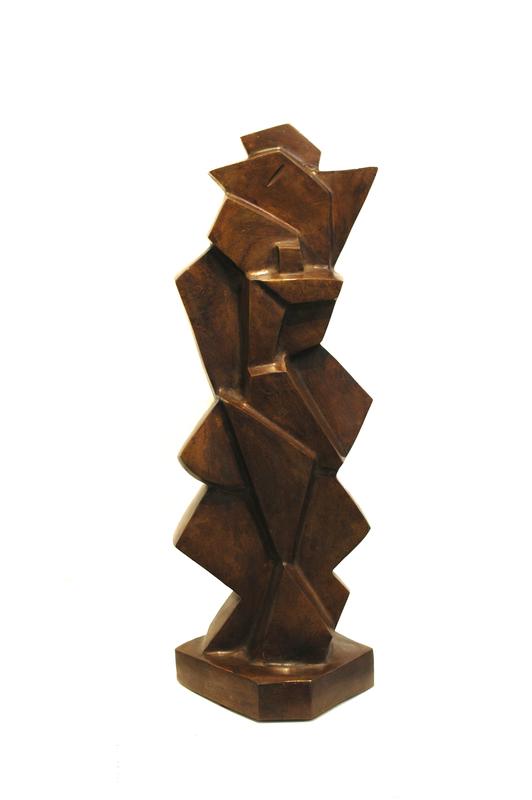 Donald Patrice LABORIE - Escultura - Mademoiselle