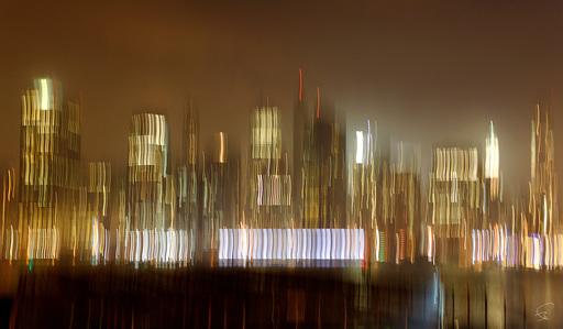 """Bruno PAGET - Photo - NYC """"New York Bare Code"""" #1"""
