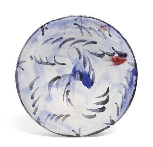 Pablo PICASSO - Keramiken - Décor informel II