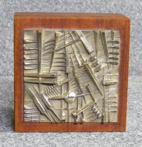 Arnaldo POMODORO - Sculpture-Volume - Scatola