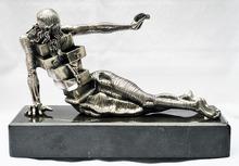 Salvador DALI - Sculpture-Volume - Le Cabinet Antropomorphique