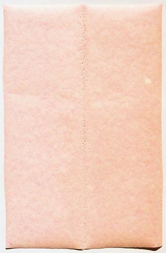 Frank MAIBIER - Print-Multiple - Gestochene Faltung (rose)