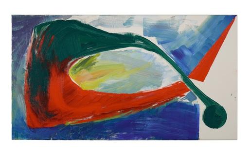 Marc ABELE - Painting - BETWEEN