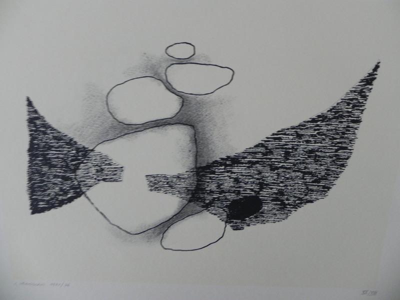 Luigi VERONESI - 版画 - 1975 / 76