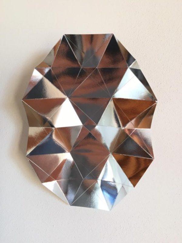 Vincenzo MARSIGLIA - Skulptur Volumen - Fold Paper