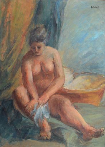 André SOLOGOUB - Pintura