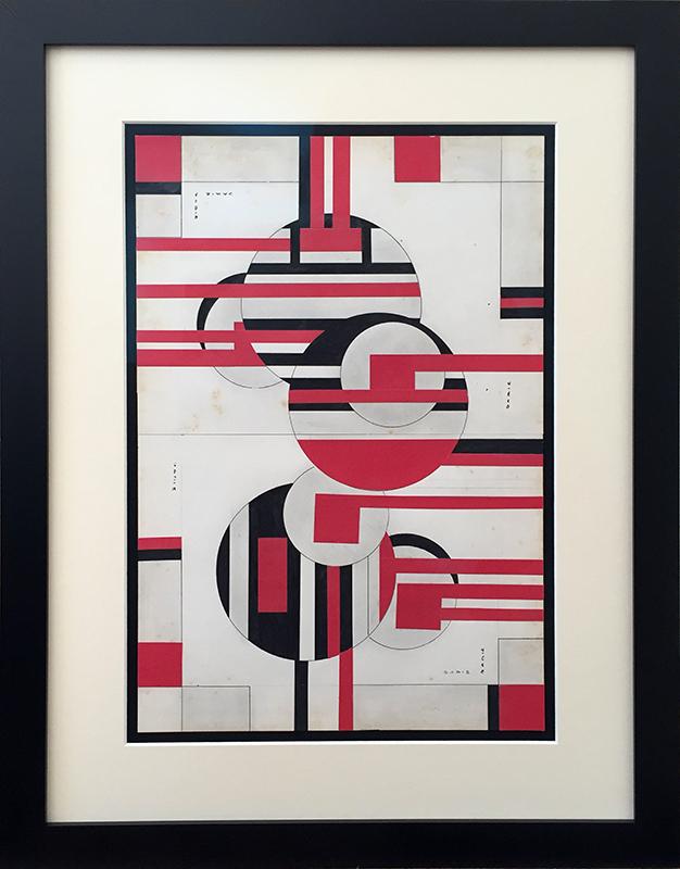 Sandu DARIE - Painting - Untitled