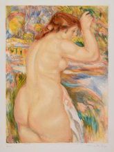 Pierre-Auguste RENOIR - Estampe-Multiple - Nu