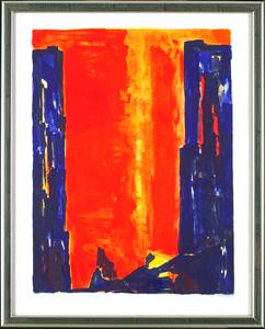 Bernd ZIMMER - Print-Multiple - New York City
