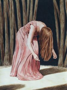 Erlend STEINER LOVISA - Painting - Eline-Maria 2    (Cat N° 6350)