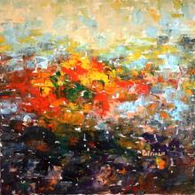 Patricia ABRAMOVICH - Gemälde - Summer 2
