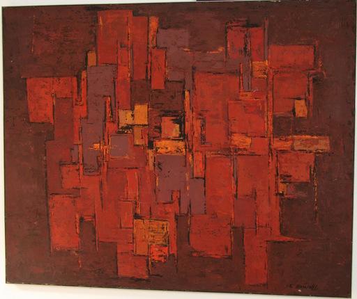 Carlo BARATELLI - Gemälde - composition