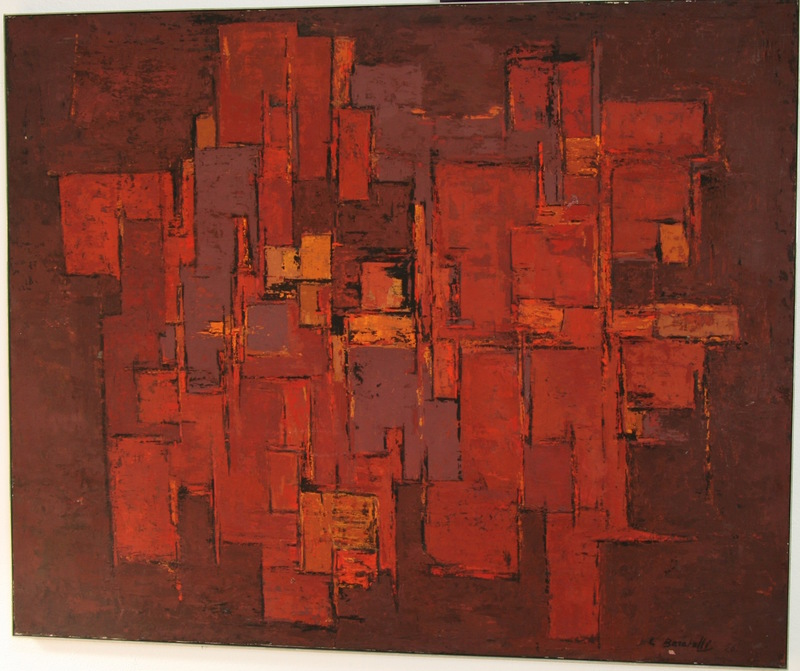 Carlo BARATELLI - Painting - composition