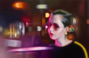 Philip BARLOW - Peinture - Sarah