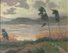Manuel ABELENDA ZAPATA - Pittura - viento