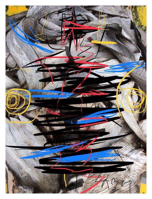 Robert LABOR - Photo - Iphone-Art No2