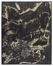 Eric LACAN - Pintura - Croque la vie à pleines dents
