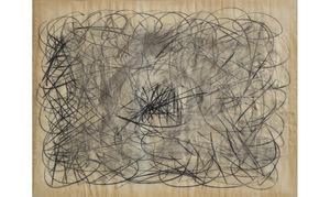 Tancredi PARMEGGIANI - Dibujo Acuarela - Abstract composition
