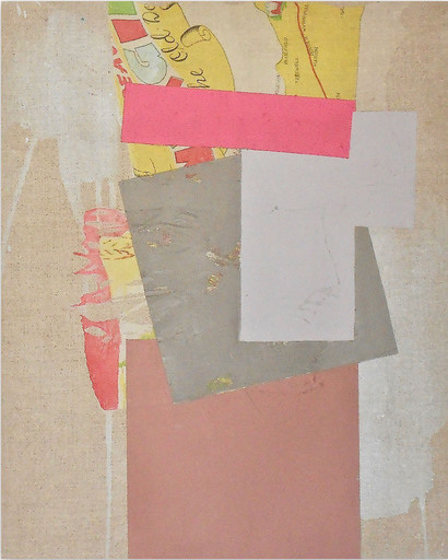 Jean FEINBERG - Painting - Untitled - OL1.18