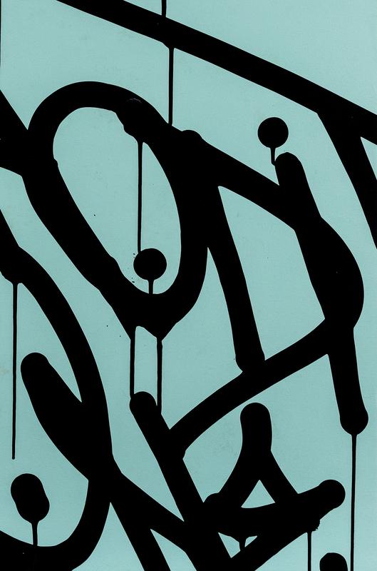 DITNO83 - Gemälde - TRACES 05