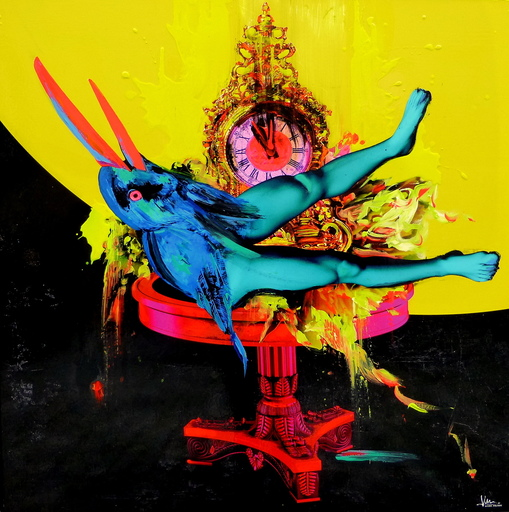 Marc FELTEN - Pintura - Sans titre