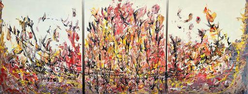 Marie BALDOVINI - Peinture - AUTOMNE