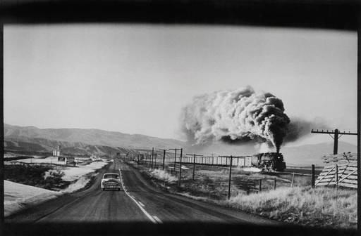 Elliott ERWITT - Fotografia - Wyoming
