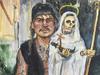 Enrique MARTY - Drawing-Watercolor - Amateur