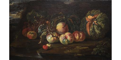 Giovanni Paolo CASTELLI - Peinture - still life