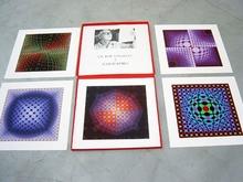 Victor VASARELY - Print-Multiple - portfolio