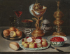 Osias II BEERT - Painting - Nature morte sur un entablement