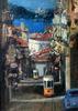 Levan URUSHADZE - Peinture - Bica elevator. Lisbon
