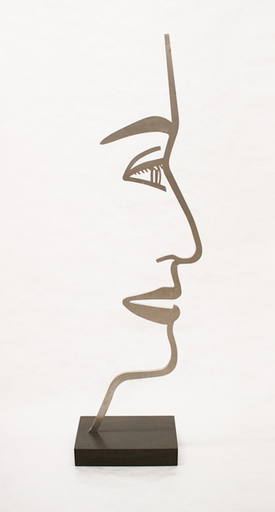 Alex KATZ - Escultura - Ada 1 (Outline)