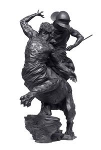 Yoann MERIENNE - Sculpture-Volume - Le nouveau règne