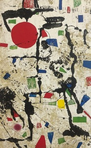 Joan MIRO - Estampe-Multiple - Els Gossos VII