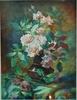 Alexandre MARTY - Drawing-Watercolor - Bouquet de roses