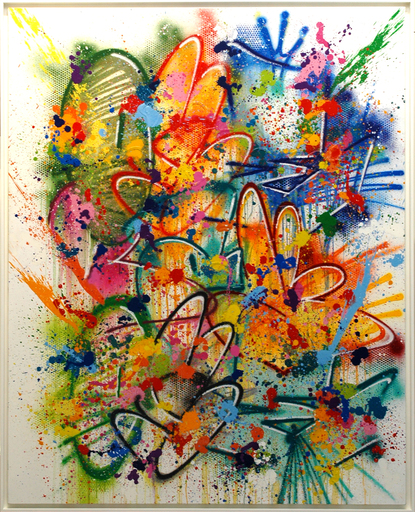 NEBAY - Pintura - Un Peuple Qui Oublie