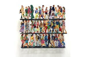 David GERSTEIN - Escultura - 5th Avenue