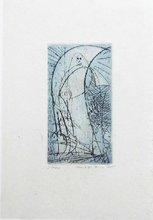 马克思•恩斯特 - 版画 - Oiseau Vierge