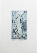 Max ERNST - Print-Multiple - Oiseau Vierge