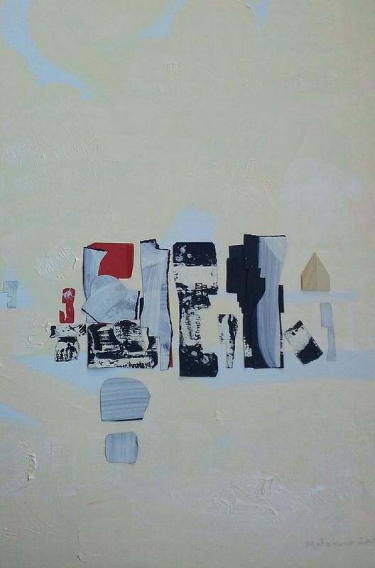 MAFONSO - Pittura - Dimore