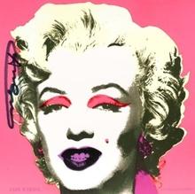 Andy WARHOL - Print-Multiple - Marilyn (Invitation)